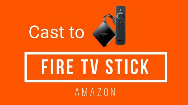 how to cast to firestick