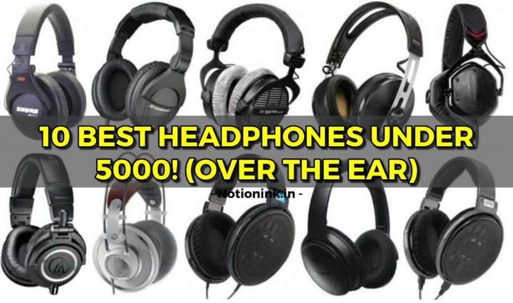 best headphones under 5000